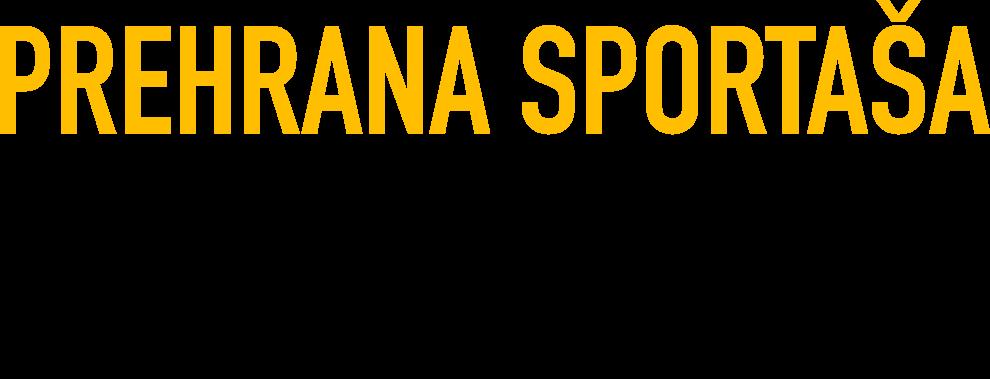 Prehrana sportaša