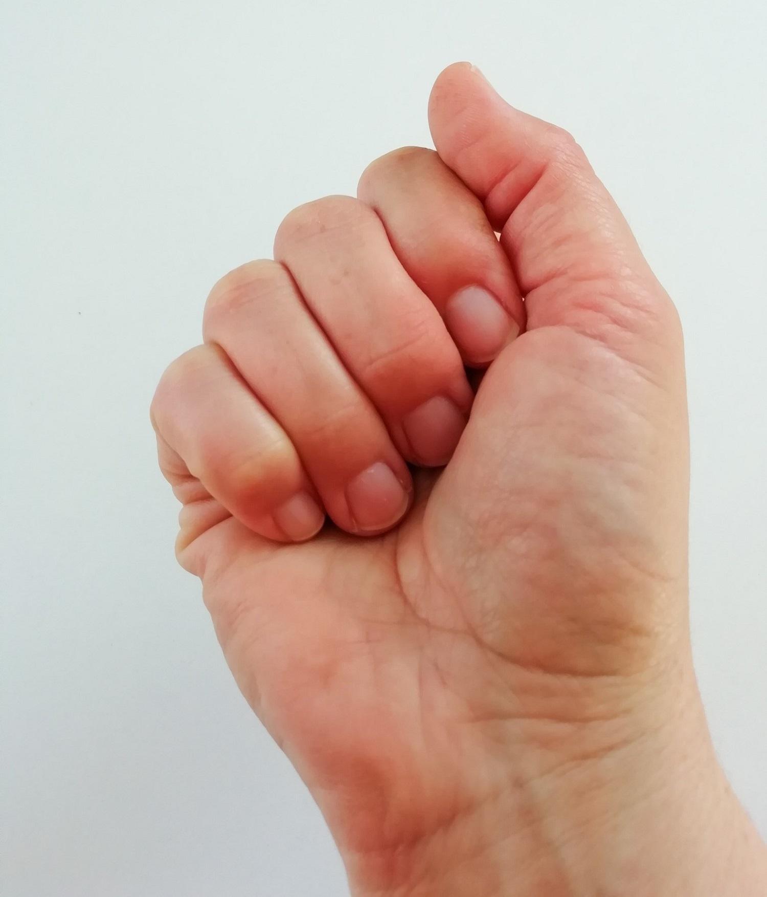 Šaka, dlan, prst... nisu mjere za količinu hrane.