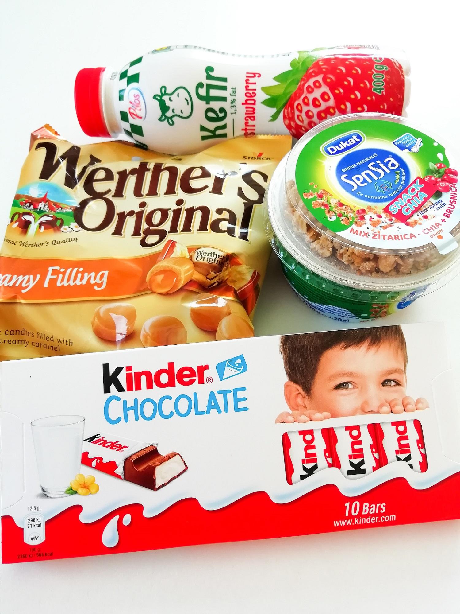 Visokoprerađene namirnice s dodanim šećerom uvelike povećavaju rizik za razvoj pretilosti.